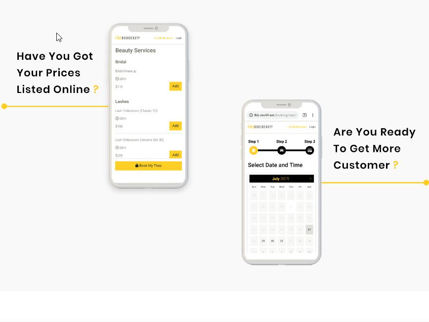 FBB Mobile App Design