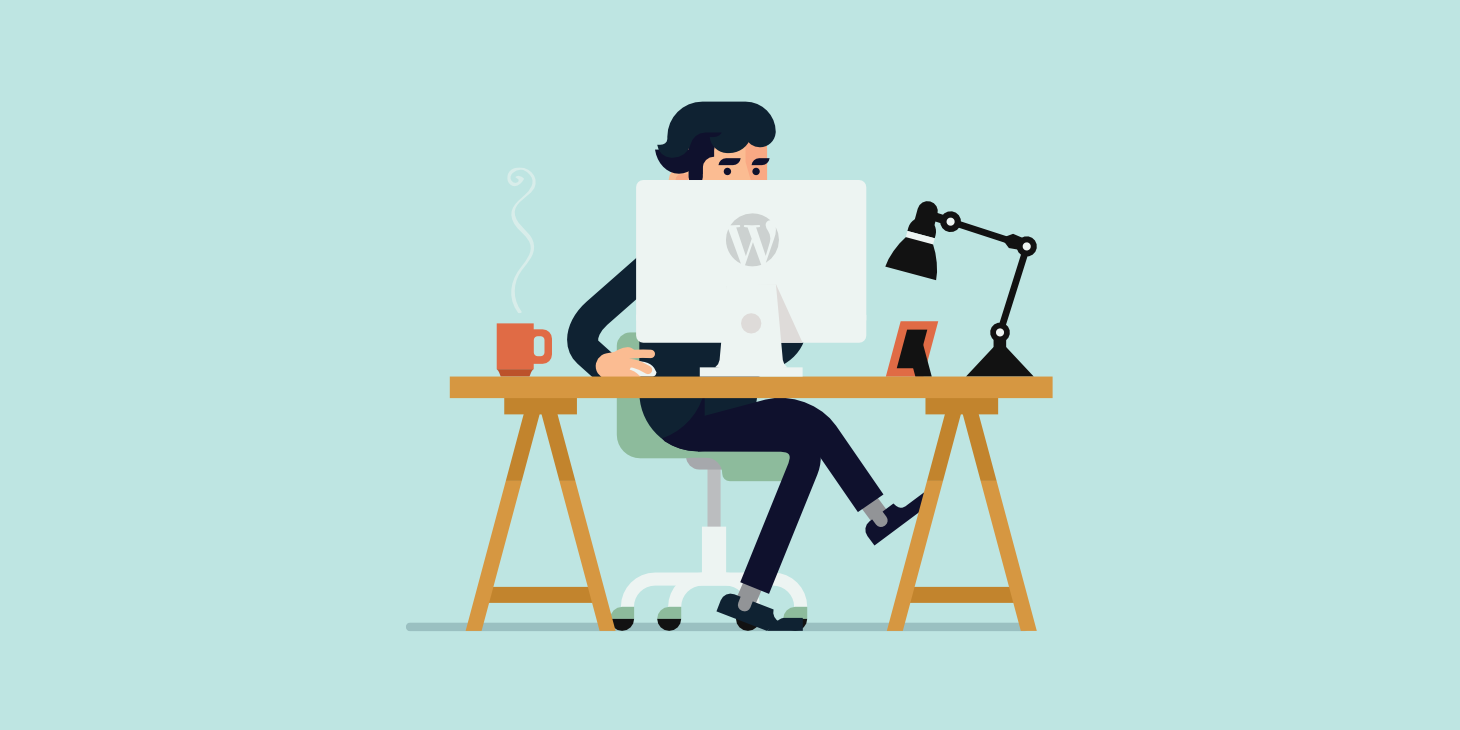 Hire WordPress Developer Design